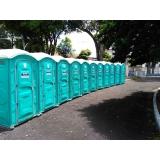 aluguel banheiro químico luxo orçar Abreu de Lima